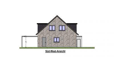 Neteler_Referenz_Doppelhaus_Westerstede_SW_Ansicht